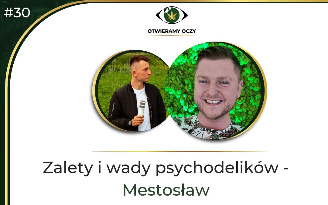 #30 Zalety i wady psychodelików – Mestosław